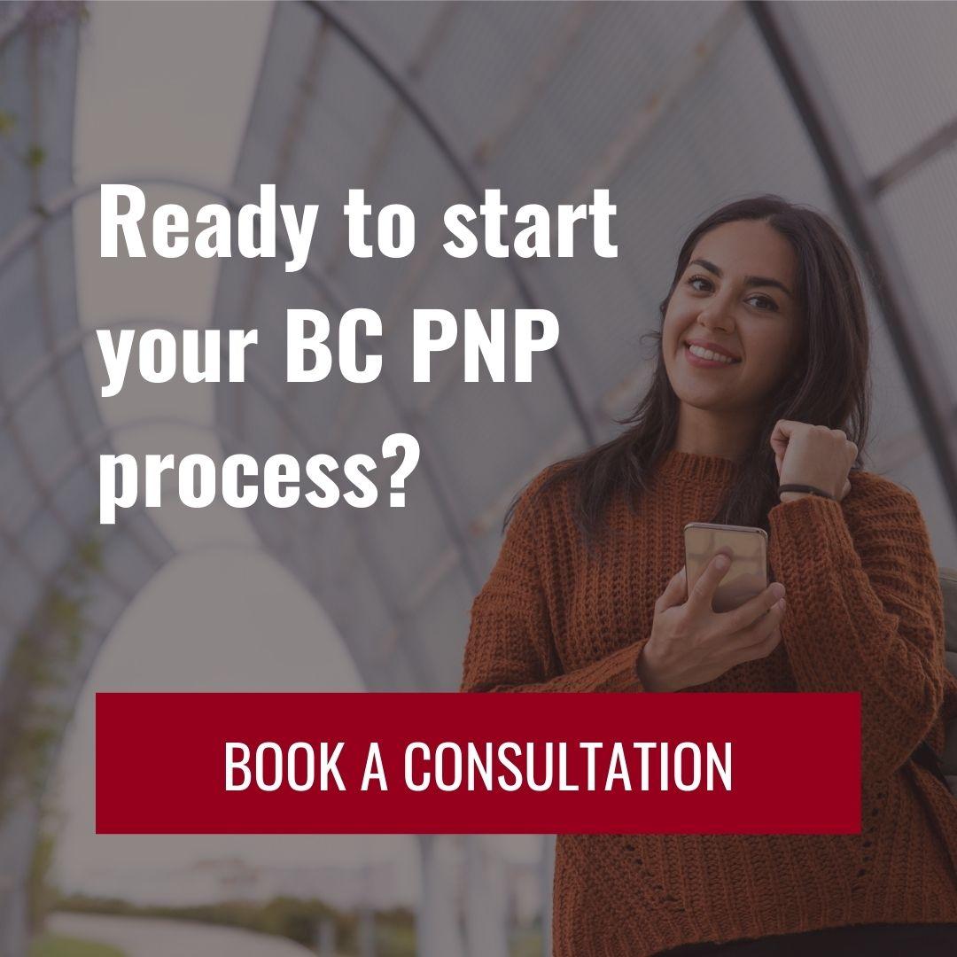 british columbia pnp program